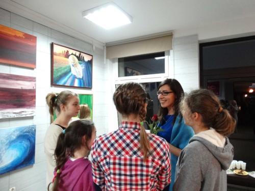 Wystawa Katarzyny Tomczak