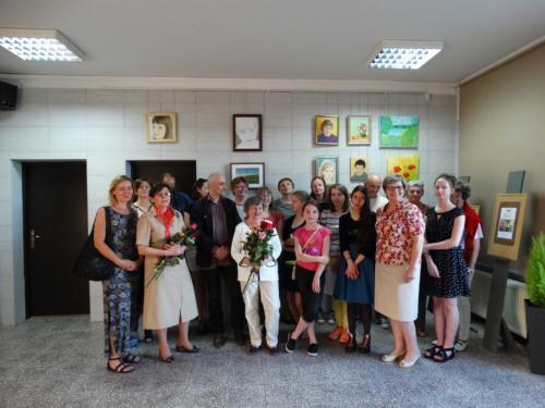 Wystawa Małgorzaty Okulicz-Kozaryn i Haliny Wilkowskiej