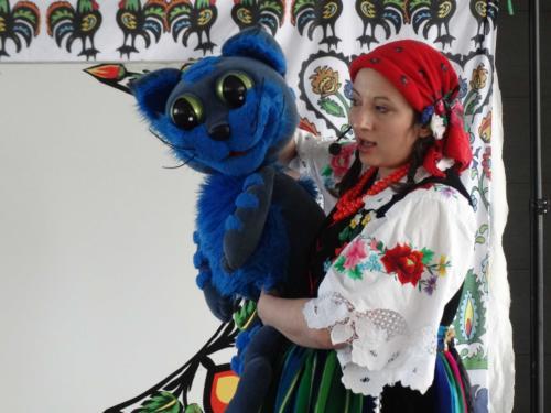 Teatrzyk dla dzieci marzec 2017