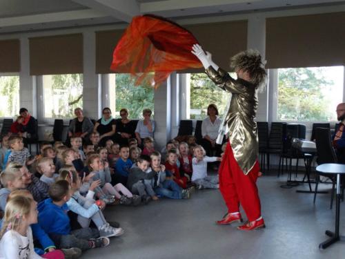 Teatrzyk dla dzieci wrzesień 2017