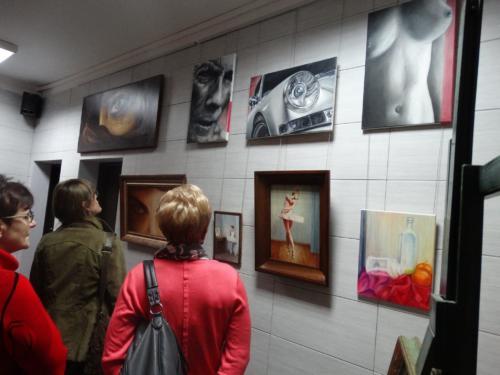Wystawa Wiesława Frąckowiaka 2017