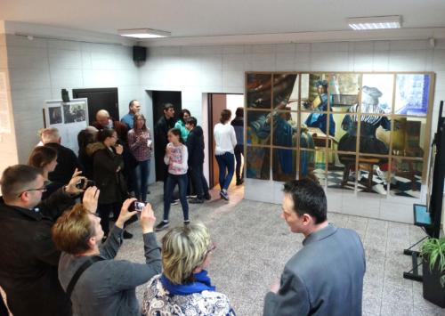 "Wystawa ""Vermeer w Luboniu"" 2017"