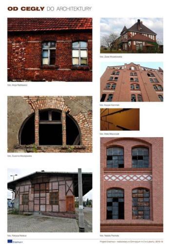 """""""Od cegły do architektury"""" 2017"""