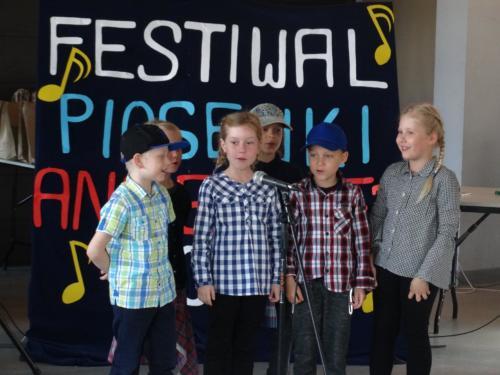 Festiwal Piosenki Angielskiej 2018