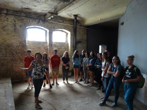 Szlakiem Architektury Przemysłowej w Luboniu czerwiec 2018