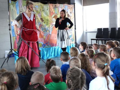 Teatrzyk dla dzieci styczeń 2018