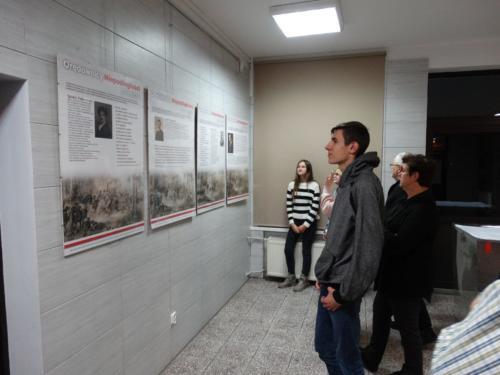 """Wystawa """"Orędownicy Niepodległości 1918-2018"""""""