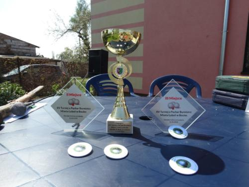 XV Turniej w Boules o Puchar Burmistrz Miasta Luboń