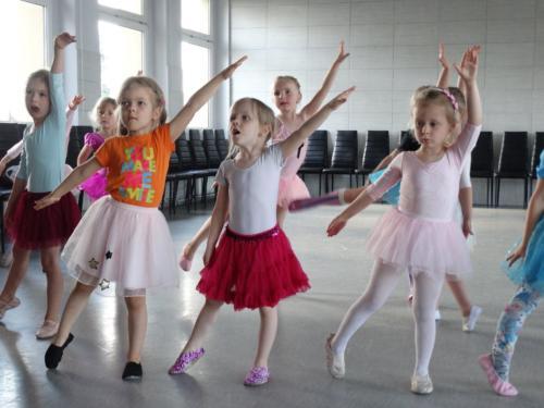 Zajęcia baletowe 2018