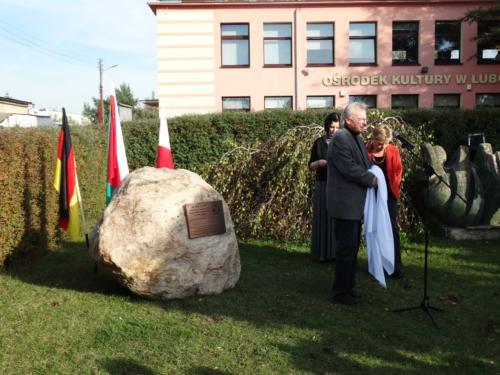 300. rocznicą sprowadzenia Bambrów do Lubonia 2019