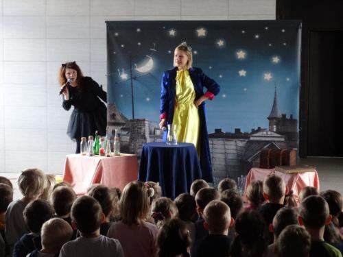 Teatrzyk dla dzieci marzec 2019