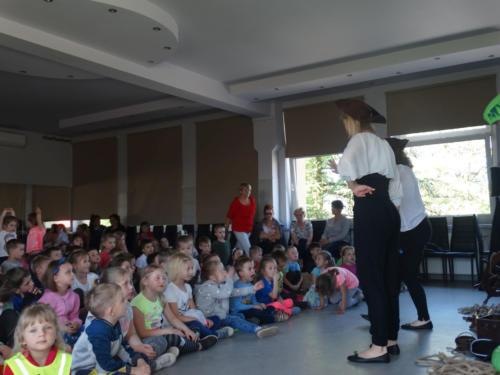 Teatrzyk dla dzieci maj 2019