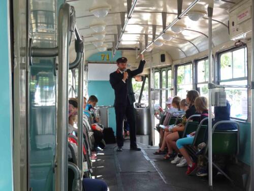 polkolonie lato tramwaj 2020