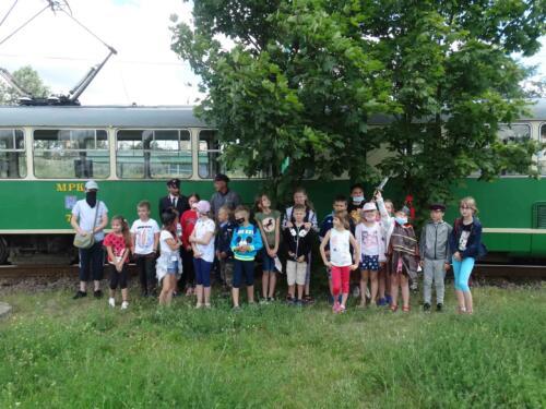 polkolonie lato tramwaj 20201