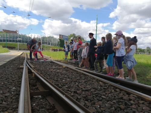 polkolonie lato tramwaj 202012