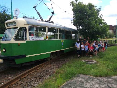 polkolonie lato tramwaj 202014