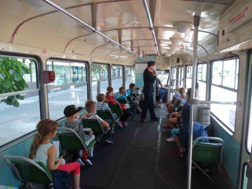 polkolonie lato tramwaj 20202