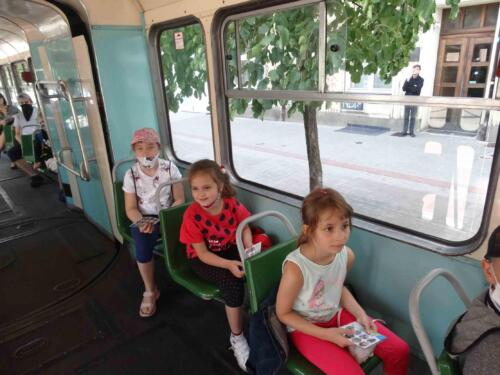 polkolonie lato tramwaj 20203