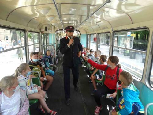 polkolonie lato tramwaj 20204