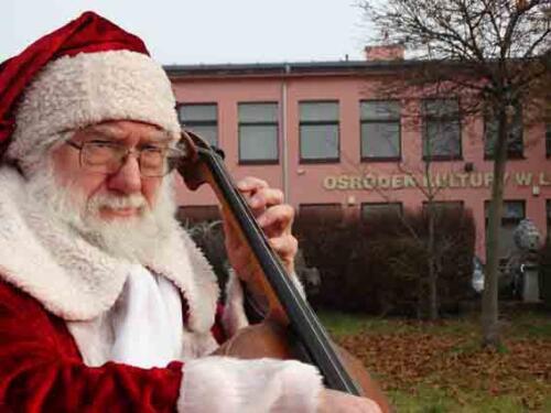 Mikołaj w Ośrodku Kultury 2020