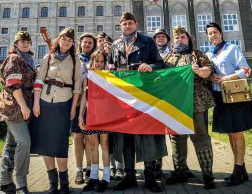 Semper Fidelis na rocznicy Powstania Warszawskiego 2020
