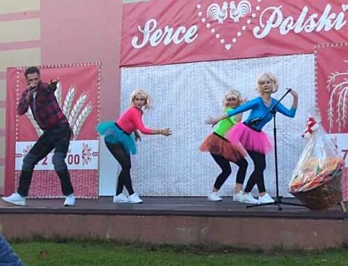 """Spektakl """"Serce Polski"""" 2020"""