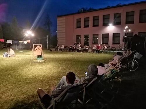 """Spektakl plenerowy """"Czas Wilka"""" 2021"""